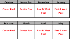2016-pool-heating-schedule